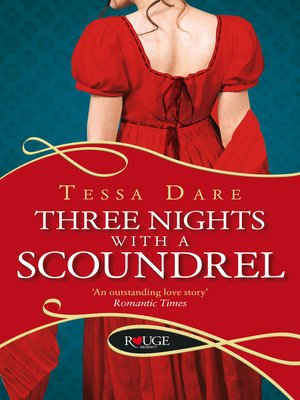 cover image of Three Nights with a Scoundrel