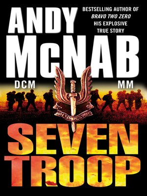 cover image of Seven Troop