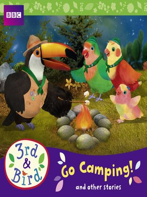 cover image of Go Camping!