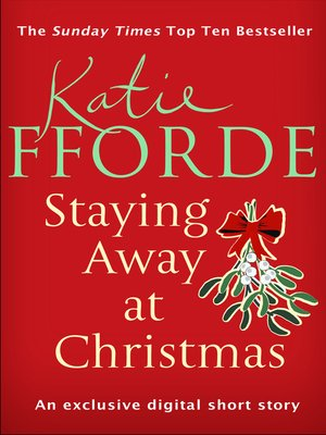 cover image of Staying Away at Christmas (Short Story)