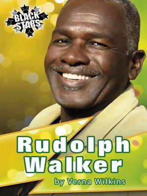 cover image of Rudolph Walker Biography