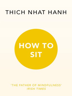 cover image of How to Sit