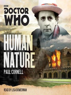 cover image of Doctor Who, Human Nature