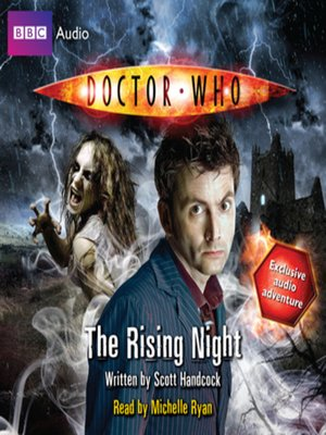 cover image of Doctor Who--The Rising Night