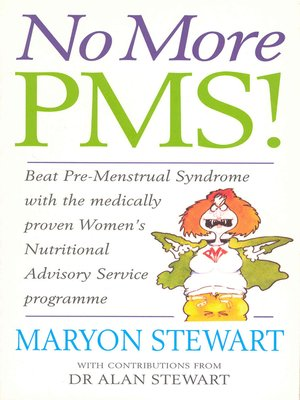 cover image of No More PMS!