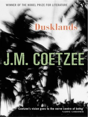 cover image of Dusklands