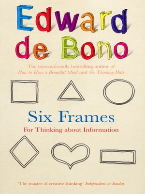 cover image of Six Frames