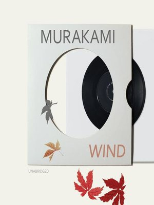 cover image of Hear the Wind Sing