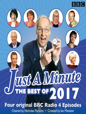cover image of Just a Minute, Best of 2017