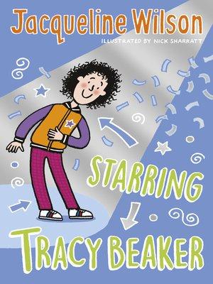 cover image of Starring Tracy Beaker