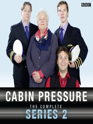 cover image of Cabin Pressure--The Complete Series 2