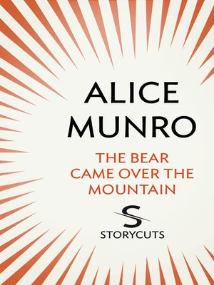 cover image of The Bear Came Over the Mountain