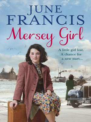 cover image of Mersey Girl