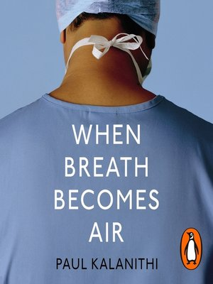 cover image of When Breath Becomes Air