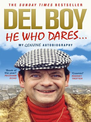 cover image of He Who Dares