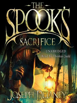 cover image of The Spook's Sacrifice
