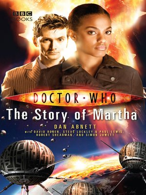 cover image of The Story of Martha