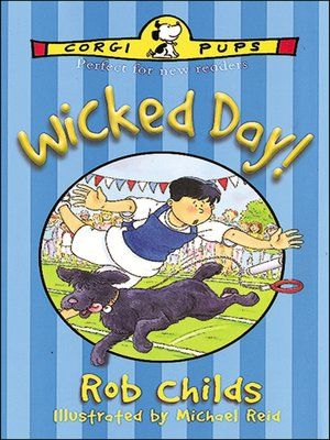 cover image of Wicked Day!