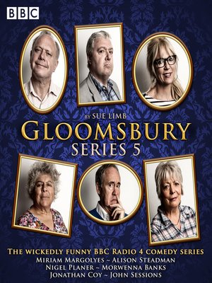 cover image of Gloomsbury, Series 5