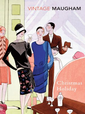 cover image of Christmas Holiday