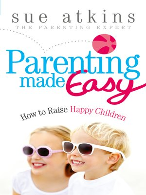 cover image of Parenting Made Easy