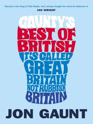cover image of Gaunty's Best of British