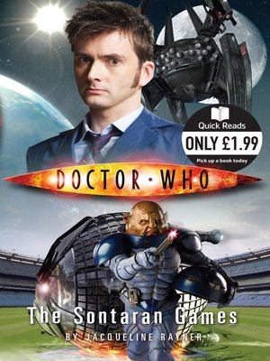 cover image of The Sontaran Games