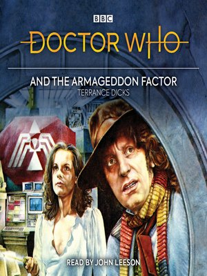cover image of Doctor Who and the Armageddon Factor
