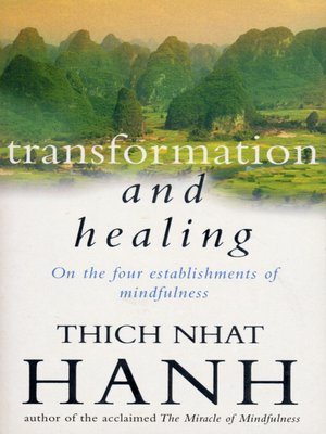 cover image of Transformation and Healing