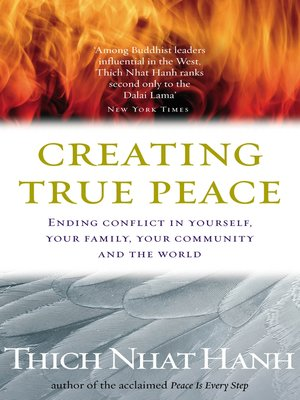 cover image of Creating True Peace