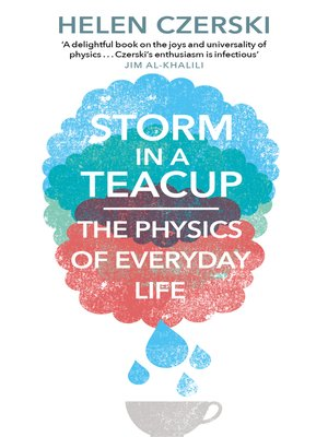 cover image of The Storm in a Teacup