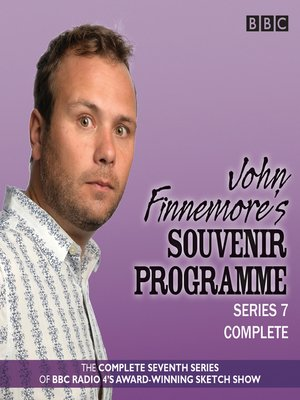 cover image of John Finnemore's Souvenir Programme--Series 7