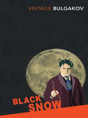 cover image of Black Snow