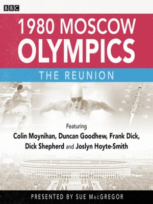 cover image of 1980 Moscow Olympics