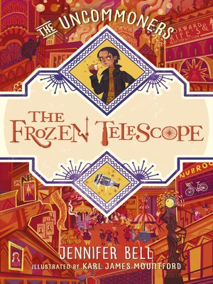 cover image of The Frozen Telescope