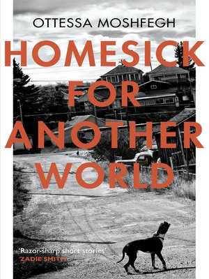 cover image of Homesick For Another World