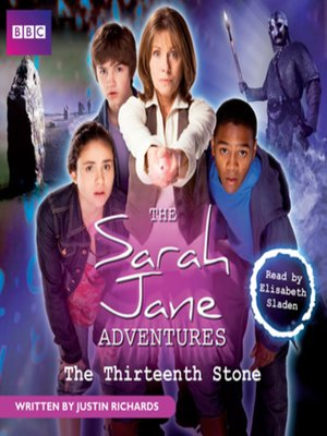 cover image of The Thirteenth Stone