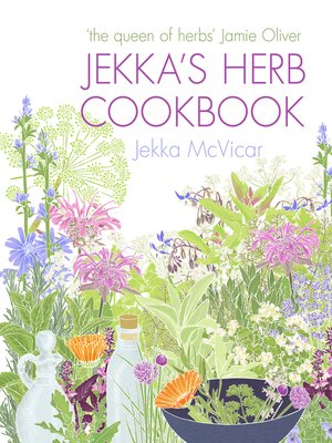 cover image of Jekka's Herb Cookbook