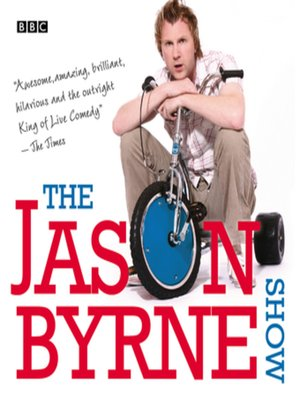 cover image of The Jason Byrne Show