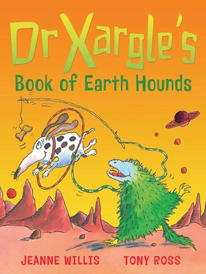 cover image of Dr Xargle's Book of Earth Hounds