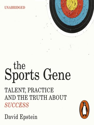 cover image of The Sports Gene