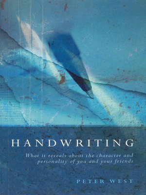 cover image of Handwriting