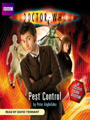 cover image of Doctor Who--Pest Control