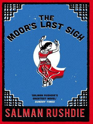 cover image of The Moor's Last Sigh