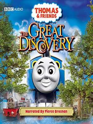 cover image of The Great Discovery