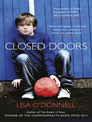 cover image of Closed Doors