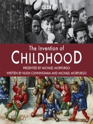 cover image of The Invention Of Childhood