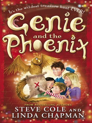 cover image of Genie and the Phoenix
