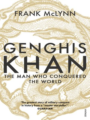 cover image of Genghis Khan