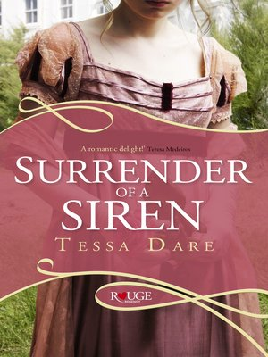 cover image of Surrender of a Siren